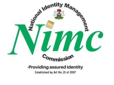 Old National Identity Card