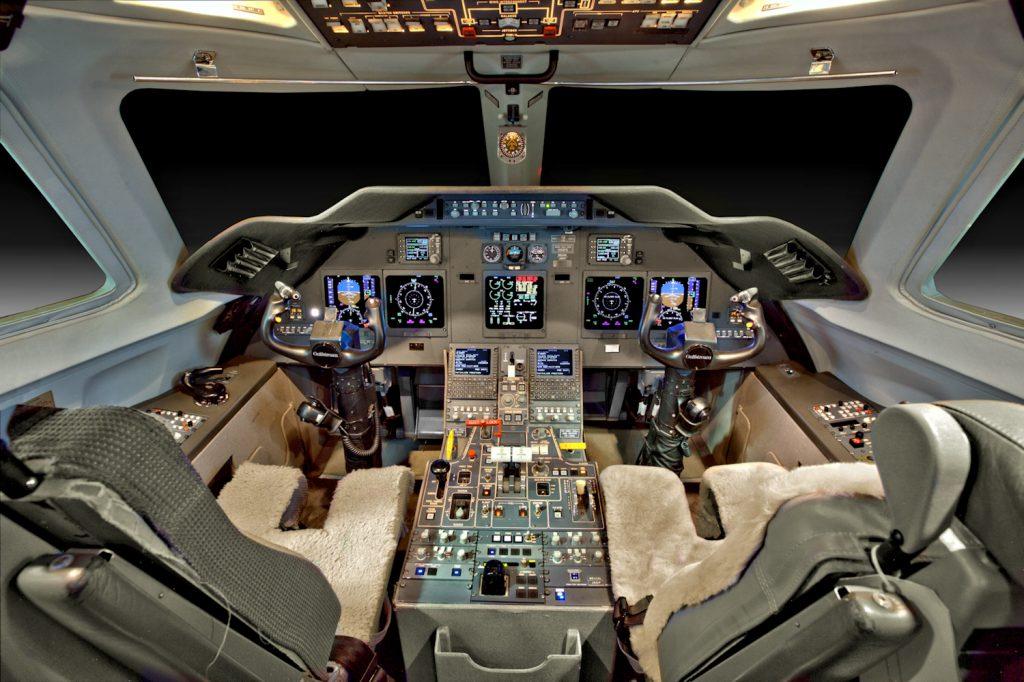 2005 Gulfstream G200 SN 128 For Sale OGARAJETS