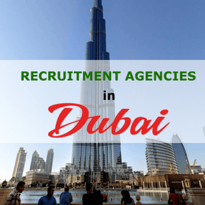 jobs recruitment agencies in dubai