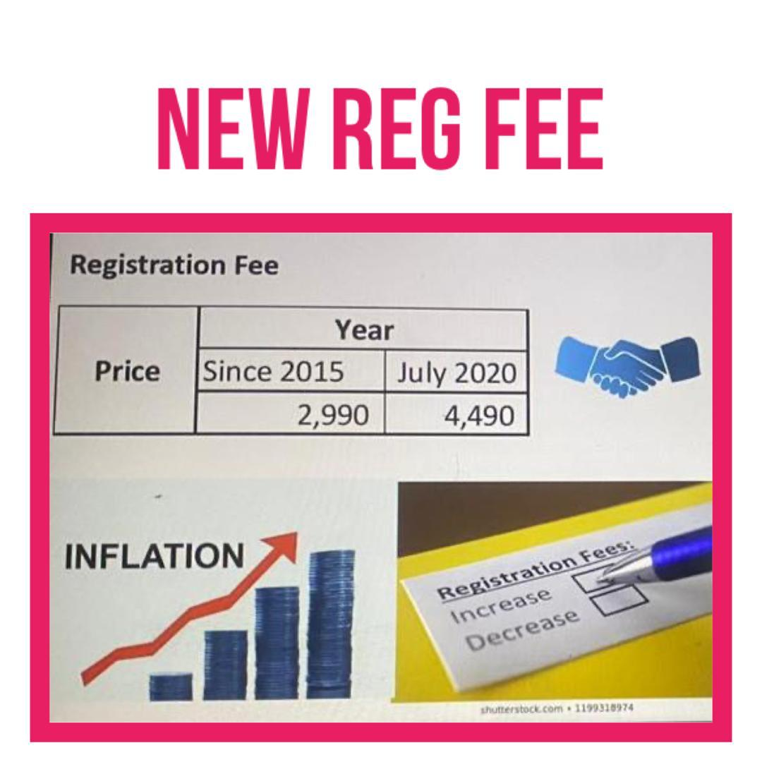 oriflame registration fee in nigeria 2020