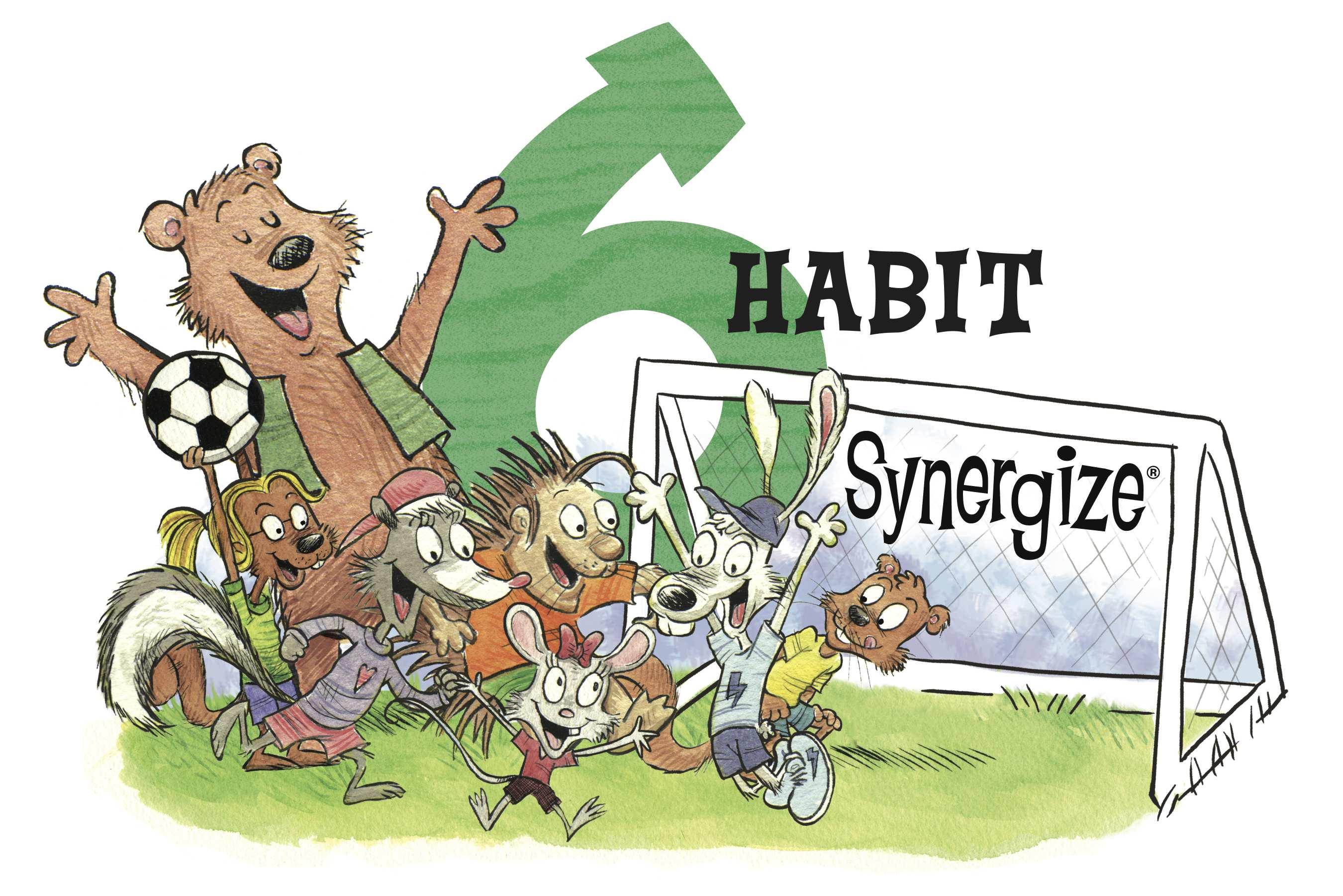 The Seven Habits Habit 6 Synergize Ogden Preparatory