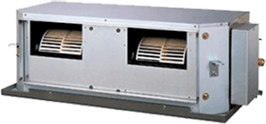 O General Ducted Type Split Air Conditioners