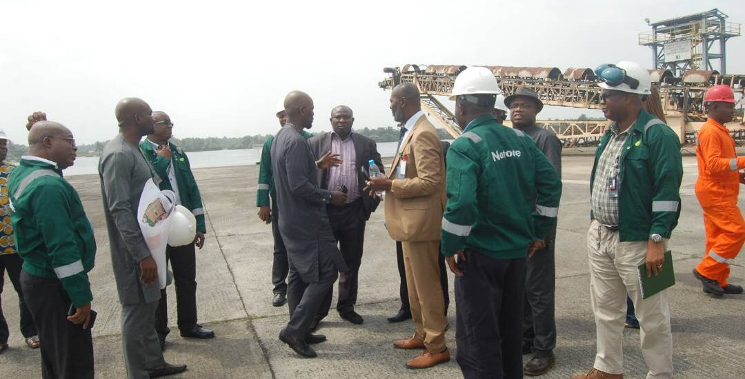 PHOTO NEWS! Technical Evaluation Committee of OGFZA Visit to