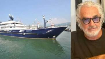 Flavio Briatore, la Cassazione gli dà ragione: lo yacht andato all'…