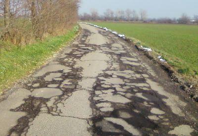 strada rotta - I