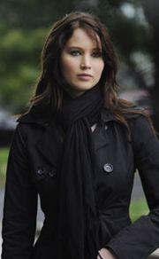Jennifer Lawrence nel film