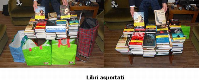 libri rubati - L