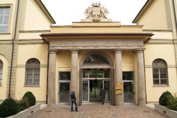 Biblioteca alessandria - I