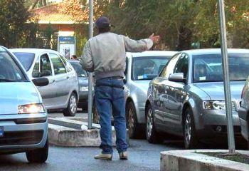 parcheggiatore - I
