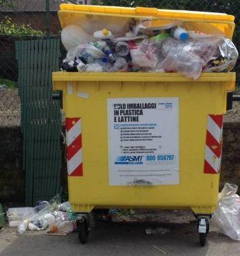 bidone rifiuti - I