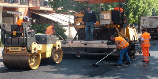 asfalto lavori - L