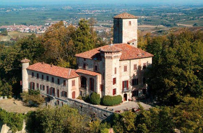 Il castello di Orsara Bormida