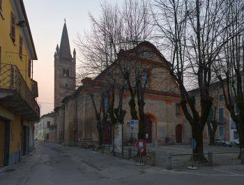 Sale chiesa di San Giovanni battista  Q