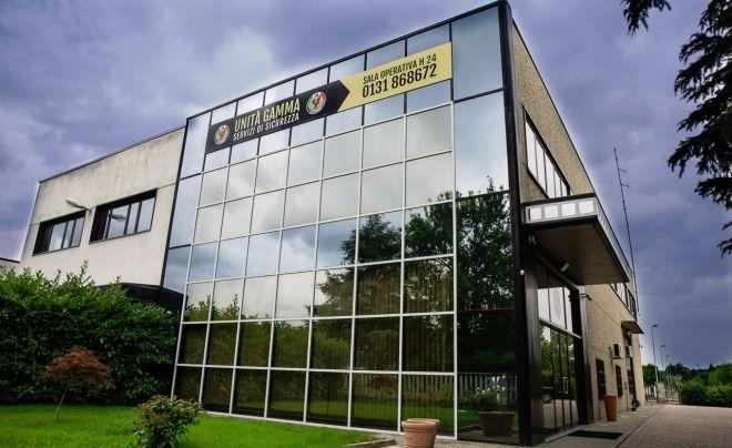 La sede dell'Unità Gamma