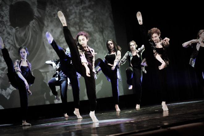 danza spettacolo L