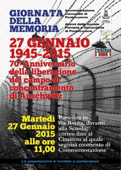 giornata della memoria 2015 (3)
