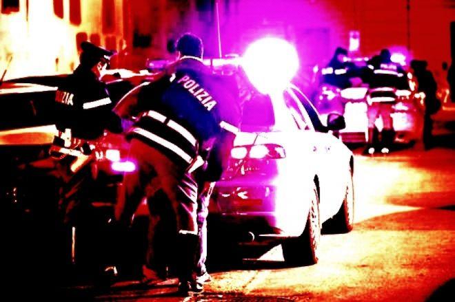 polizia arresto - G