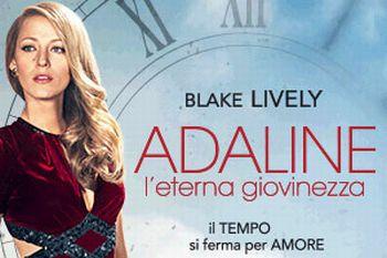 """Cinema: """"Adaline – L'eterna giovinezza"""" al Megaplex Stardust, bel film sull'amore e la solitudine"""
