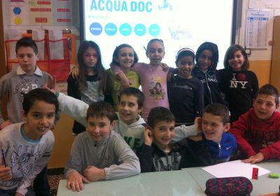 Gli alunni di Villalvernia al concorso sull'acqua