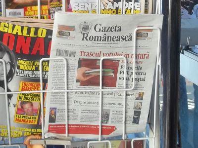 giornale rumeno