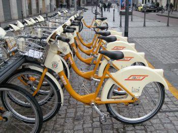 Il Cissaca di Alessandria userà le bici del bike sharing per i suoi operatori