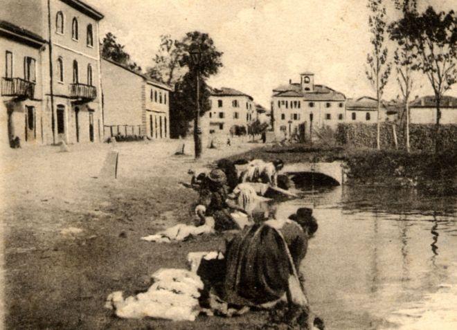 C'era una volta Tortona: La porta Serravalle a sud della città