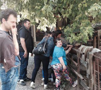 Il gruppo Minifal di Tortona al Parco dello Srivia