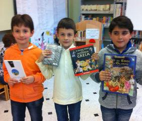Il Comune di Tortona ha premiato i bambini Nati per leggere. Le immagini