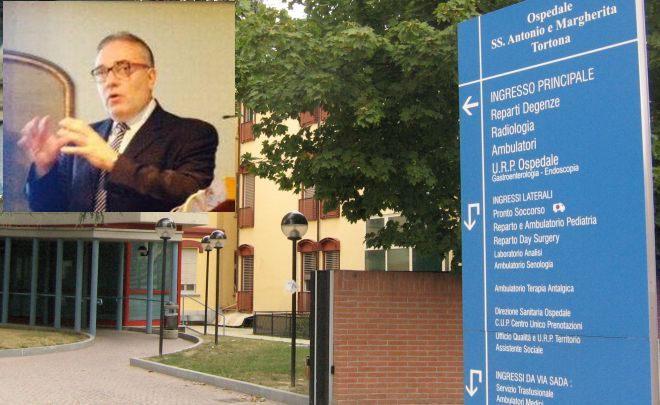 Il nuovo Direttore generale dell'Asl Gilberto Gentili visita  ospedale e Distretto sanitario di Tortona
