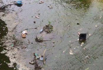 Sono arrivati i soldi, finalmente il Comune di Tortona pulisce il torrente Ossona