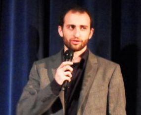 Andrea Robbiano di Novi Ligure miglior attore del teatro per ragazzi e giovani 2015
