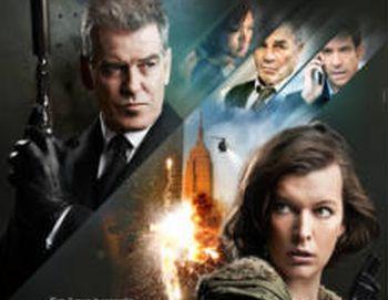 """Cinema: """"Survivor"""" al Megaplex Stardust, ottimo thriller mai banale col regista di V per Vendetta"""