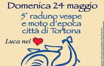 A Tortona domenica il Vespa club mobilita gli appassionati delle due ruote