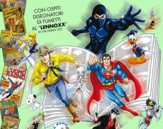 Per la prima volta a Tortona una mostra mercato di fumetti da collezione con personaggi in carne ed ossa