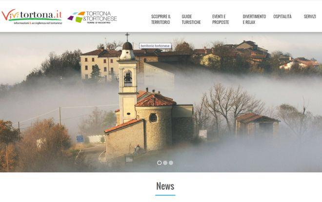 Finalmente aggiornato il sito del Comune Vivitortona