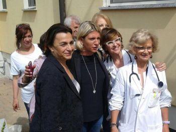 La Commissione Infortuni sul lavoro del Senato a Casale Monferrato