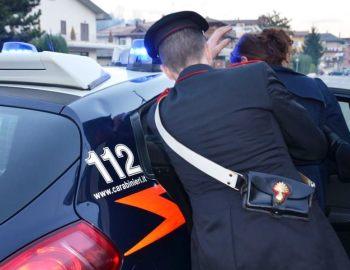 Rapinatore milanese si nascondeva a Montemarzino, arrestato dai Carabinieri