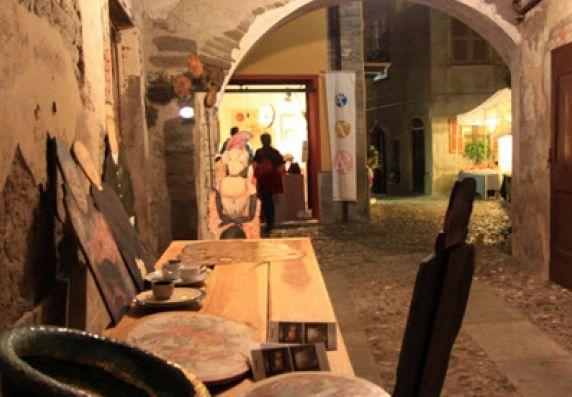 Venerdì San Sebastiano Curone diventa un'osteria a cielo aperto grazie ad Artinborgo