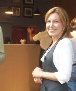 Michela Aioolo gestisce il D-café