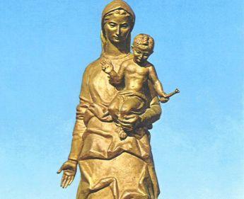 Sabato è la festa della Madonna della Guardia di Tortona con i tradizionali fuochi artificiali