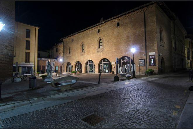 C'è oggi Tortona: Palazzo Guidobono nell'obiettivo di Marco Mandirola