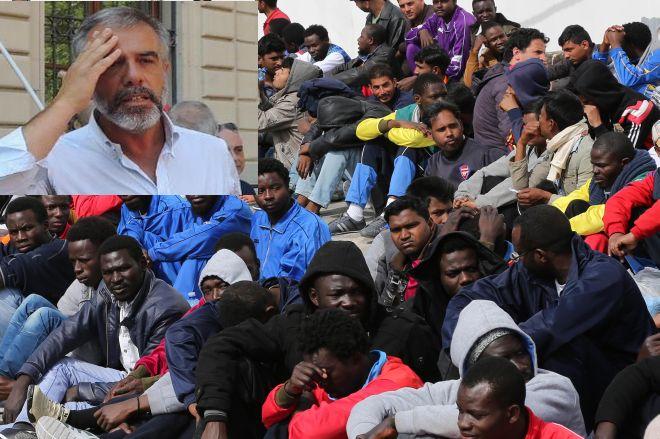 Bardone cosa rispondi ai tanti tortonesi che non vogliono i profughi? I cittadini chiedono chiarezza e un confronto che non c'è mai stato