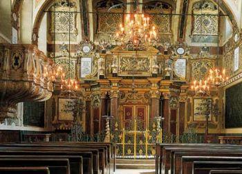 La Sinagoga di Casale