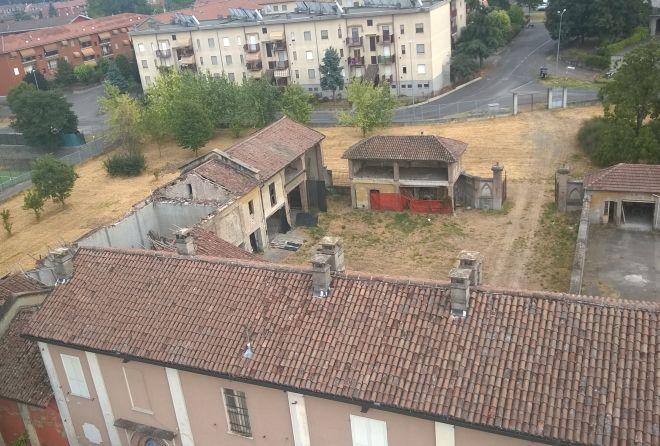 A Tortona, a sorpresa, arrivano altri 9 profughi a Villa Pedevilla (ex stabile delle Suore cieche)