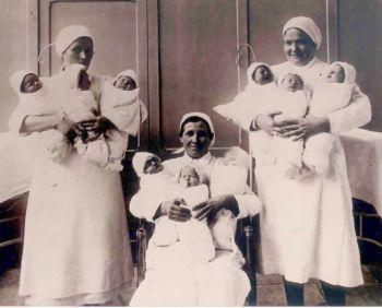 C'era una volta Tortona: Quando in ospedale nascevano i bambini…..