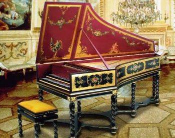 clavicembalo musica barocco - q