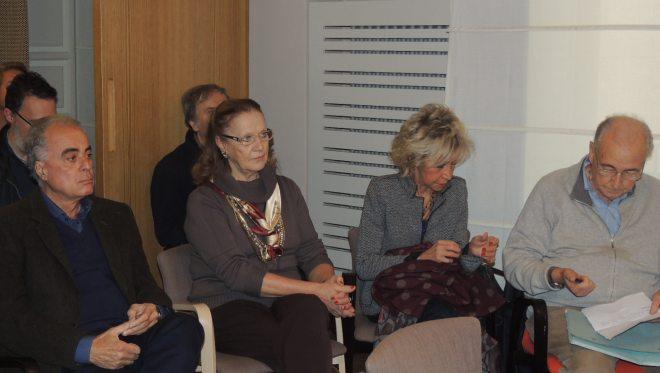 Altri presenti all'incontro