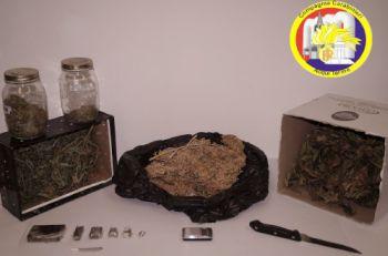 I Carabinieri bloccano spaccio di droga a Capriata e Silvano d'orba