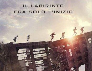 """Cinema: """"Maze Runner – La fuga"""" al Megaplex Stardust due ore di suspence e adrenalina"""