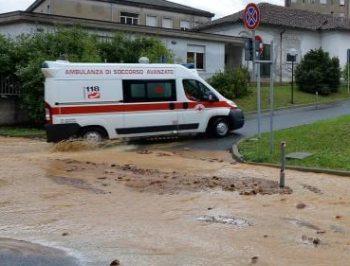 I danni dell'alluvione 2014 ammontano a 7 milioni, 546 mila euro solo all'ospedale